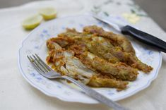Crispy yet crunchy, this Parsi rendition on Mumbai's cheap yet delicious Bombay Ducks is a treat for the eyes and for the family. Fry some today!