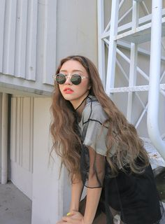 fashion, korean and ulzzang image on We Heart It