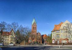 Berlín Zehlendorf, Alemania, Iglesia
