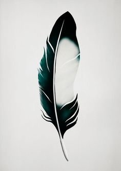 magpie feather tattoo