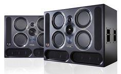 PMC QB1-A Ferrari, Studio Speakers, Monitor Speakers, Studio Gear, Hifi Audio, Loudspeaker, Audiophile, Headphones, Heaven