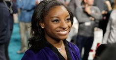 Simone Biles had the perfect response after being told to smile on 'DWTS'