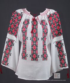 hand embroidered Romanian blouses sale worldwide boho bohemian blouse spring hippie style
