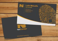 20+ Best Business Cards Design | Customizable Business Card Templates