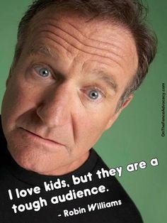 Quote (Robin Williams).
