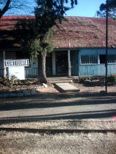 Curtiduria. Estación del Ramal