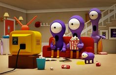 Johnny Express, Animated Short by Alfred Imageworks