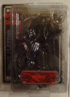 Sota Toys Land of The Dead Machete Action Figure #SOTAToys