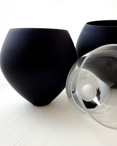 Sugahara glasses ($35-$70)    These beautiful Japanese stemless wine glasses are perfect for the dad with sophisticated tastes and a cellar to match. And we also have glasses for the whisk(e)y connoisseur.