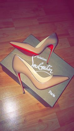 Christian Louboutin OFF! New Wedding Shoes Elegant Christian Louboutin Ideas Converse Wedding Shoes, Wedge Wedding Shoes, Stilettos, Stiletto Heels, High Heels, Christian Louboutin Heels, Louboutin Shoes, Nude Shoes, So Kate Louboutin