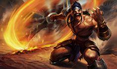 Draven Gladiador//League of Legends