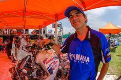 El Trujillano Enrique Umbert corrió su primer Rally Dakar y finalizó la prueba en el puesto 22 de cuatrimotos.