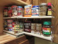 Use this cabinet size calculator to help find the spice rack that will best fit your space. Our cabinet spice rack sizing tool is fast and easy to use. Inside Cabinets, Oak Kitchen Cabinets, Kitchen Cabinet Remodel, Painting Kitchen Cabinets, Granite Kitchen, Patio Kitchen, Outdoor Kitchen Design, New Kitchen, Outdoor Kitchens