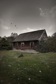 Cottage Decor  Landscape Photography  by TheLonelyPixel on Etsy