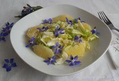 Insalata con fiori di borragine Sulla mia tavola non manca mai l'insalata, cosi ho deciso di fare una insalata con fiori di borragine. Noi tutti usiamo tanti fiori commestibili , fiori di … Continua a leggere→