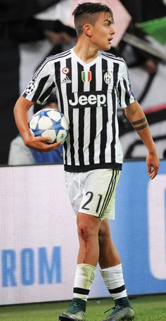 Paulo 'it dosen't hurt' Dybala