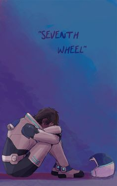 """Seventh Wheel"" - by holsi - Lance<<<This reminds me of Leo Valdez from the Percy Jackson books. I have a feeling that Leo and Lance would be good friends."