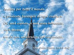 Salvezza, fede - Cartoline virtuali per condividere