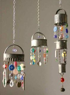 Beadworx-Arbre de Vie-Porte-clé perles travail populaire perles de verre
