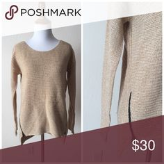 NWOT Bar lll Cozy Knit Side Zip Sweater Excellent condition, never worn Super Cozy Bar III Sweaters