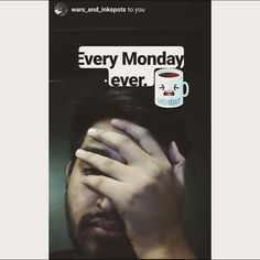 #100thpost Sunday Morning Love You Monday morning bhak tu?  These expression is so lit af.  @wars_and_inkspots .  Thanks @that_floral_girl Alot for this pic.  #mondaymorning #mondaymornings #monday #coffee #coffeetime #iskokoikaapidore #story #stories #instapost #instacoffee #instamonday #instamood #g7n #sohwhatfilms #sohwhat