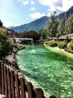 Parc central #Andorra Beautiful place