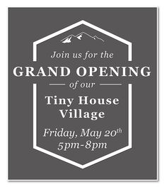 Tiny Houses at Mt. Hood Village 18e0cd9f89a85