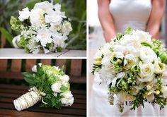Bouquet Bar: Winter White