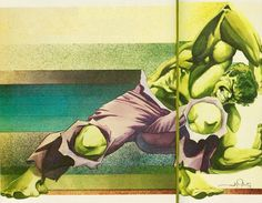 Hulk by Walt Simonson...
