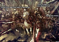 "Polish Hussars The cavalry of Polish Army between the and centuries. Work from two years to the game ""Fire and Sword "" Polish Hussars Best Funny Pictures, Fiction, Wings, Photo And Video, Knights, Warriors, Selfie Stick, Battle, Google Search"