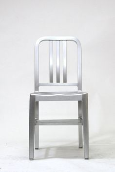 Navy chair by Emeco
