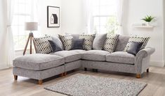 8 ideas for small bedroom if youre on a budget Space saving idea Keep colour to smaller details Neutral colour for walls. Living Room Sofa, Living Spaces, Corner Sofa Uk, Crushed Velvet Sofa, Italian Sofa, Small Sofa, Luxury Sofa, Furniture Market, Cool House Designs