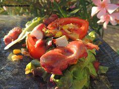 La cuisine en amateur de Maryline: Salade composée et gésiers