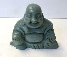 Jade Laughing Buddha Statue * Click image for more details. (This is an affiliate link and I receive a commission for the sales)