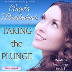 "Another must-listen from my #AudibleApp: ""Taking the Plunge: Love's Sporting Chance"" (4th in the Montana Beginnings also) by Angela Breidenbach, narrated by Tristan Leder."