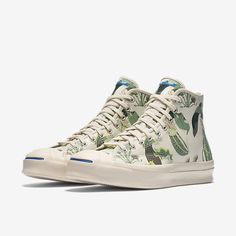 fe1d5ca060ae Converse Jack Purcell Signature Carnivorous Mid Top Unisex Shoe Giày  Converse