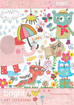 tracey cottingham..surtex..on print & pattern