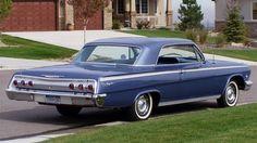 1962 Chevy Impala Sport Coupe