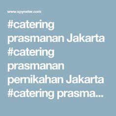 Catering Prasmanan Jakarta Pernikahan Murah Di Barat