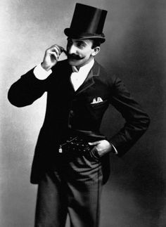 Man in top hat twirling his moustache. Love love love this photo! Vintage Men, Vintage Fashion, Mustache Men, Cap Dress, Well Dressed Men, Man Photo, Fashion Images, Historical Clothing, Vintage Photography