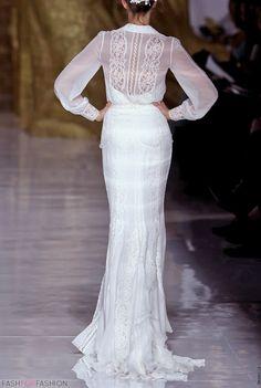 stunning #eveningdress Couture design fashion www.inditforweddings.com