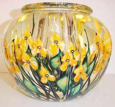 John Lotton glass bowl