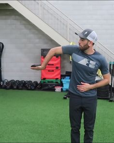 Here are just a few of exercises from a larger video that you can do to practice injury prevention. Click the link to see all Fitness Workouts, Gym Workout Videos, Sport Fitness, Fitness Goals, Yoga Fitness, Fitness Tips, Fitness Wear, Workout Routines, Workout Plans