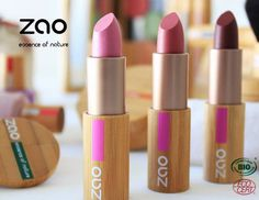 """Do you know that we """"eat"""" half of our lipstick ?!!!! Better Use Bio certified one : ZAOMAKEUP - Photo from Zaomakeup Netherland ! #zaomakeup #pink #makeupbioaddicted"""
