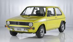 Volkswagen Golf LS (1975)  Maintenance/restoration of old/vintage vehicles: the material for new cogs/casters/gears/pads could be cast polyamide which I (Cast polyamide) can produce. My contact: tatjana.alic@windowslive.com