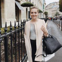 Elisa van der Felden  #paris #look #style #fashion #fall #autumn #outfit #ootd #streetstyle