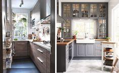 Antiguamente las cocinas eran la estancia de la casa con mayor superficie, un lugar de reunión en torno a la mesa o la lumbre, donde...
