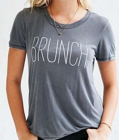 Truly Madly Deeply Brunch Shirt as seen on Lauren Bushnell