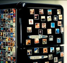 Instagram Magnets - $14.99 »  These days, Instagram may be my favorite form of social media. Now there's a way to enjoy your favorite filtered pics away from your phone. StickyGrams creates magnets of your favorite Instagram pics.