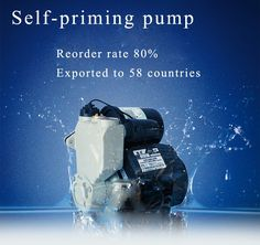89.00$  Buy now - http://alim1k.worldwells.pw/go.php?t=32575771882 - exported to 58 countries self priming water pump reorder rate up to 80% automatic booster pump 89.00$